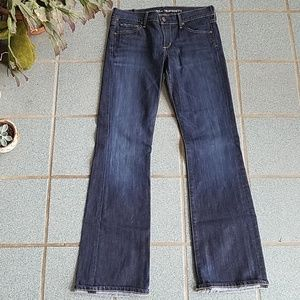 Citizens of Humanity Dita Distressed Bootcut Jeans